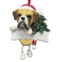 Dangling Legs Dog Ornament