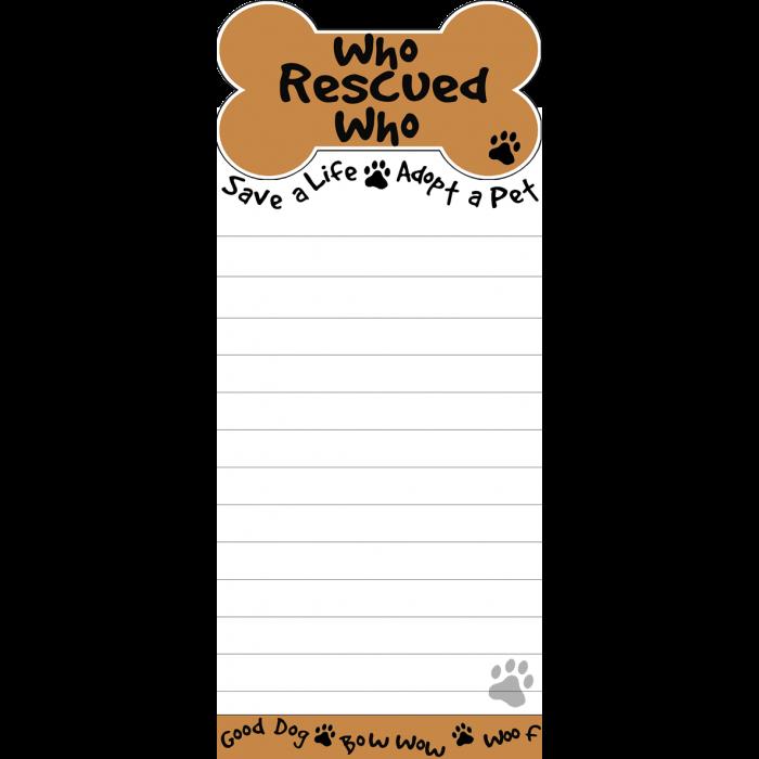 List Pads