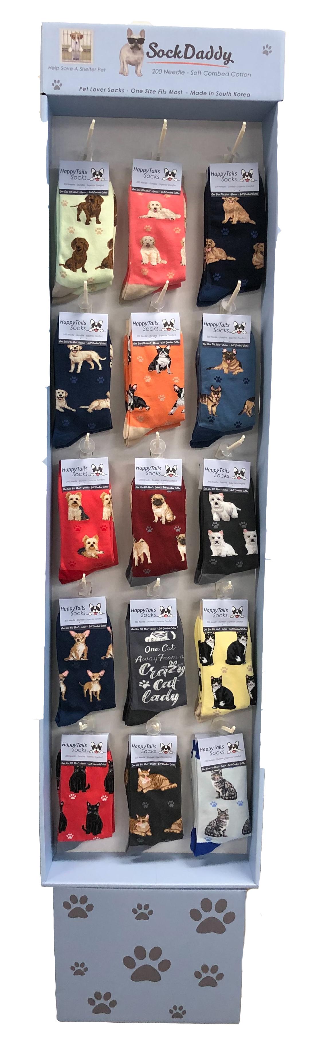 Happy Tails Socks