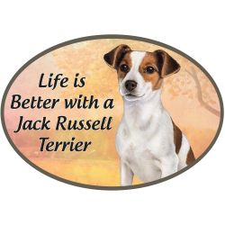 Jack Russell  Euro Magnet