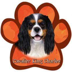 King Charles Cavalier Car Magnet