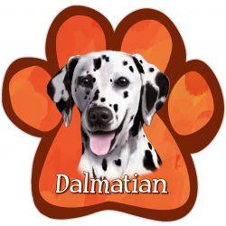 Dalmatian Car Magnet