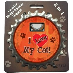 I Love My Cat!