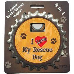 I Love My Rescue Dog