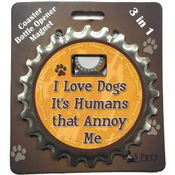 I love Dogs It's Humans that Annoy Me