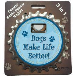 Dogs Make Life better