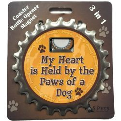 My Heart is Held by the paws of a Dog