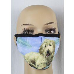 Goldendoodle Face Masks