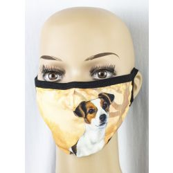 Jack Russell Face Masks