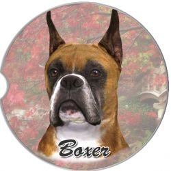 Boxer, Cropped car coaster