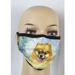 Pomeranian Face Masks