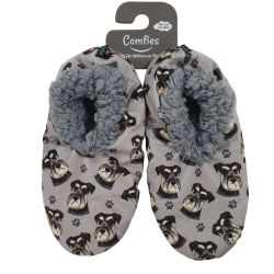 Schnauzer Pet Lover Slippers