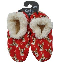 Chihuahua fawn Pet Lover Slippers