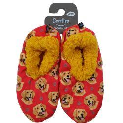 Golden Retriever Pet Lover Slippers