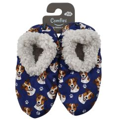 Jack Russell Pet Lover Slippers