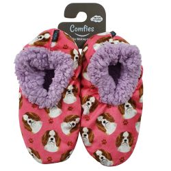 King Charles Cavalier  Pet Lover Slippers