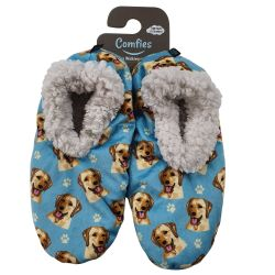 Labrador, yellow Pet Lover Slippers