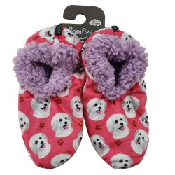 Maltese Pet Lover Slippers