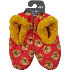 Pomeranian Pet Lover Slippers