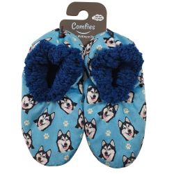 Siberian Husky Pet Lover Slippers