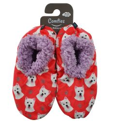 Westie  Pet Lover Slippers