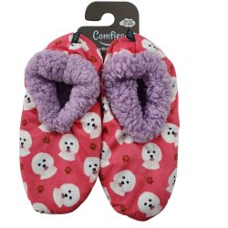 Bichon Frise Pet Lover Slippers