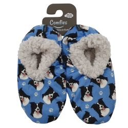 Border Collie Pet Lover Slippers