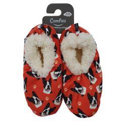 Boston Terrier Pet Lover Slippers