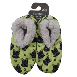 Black Cat Pet Lover Slippers