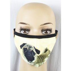 Pug Face Masks