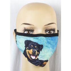 Rottweiler Face Masks