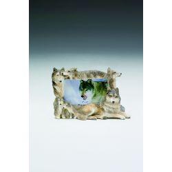 Wolf Collage (4x6)
