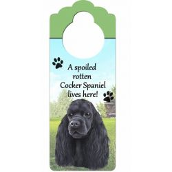 Cocker Spaniel, Black