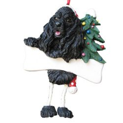 Cocker Spaniel, black