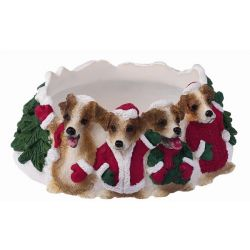 Jack Russell Candle topper