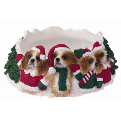 King Charles Candle topper