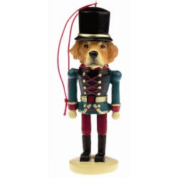 Golden Retriever Dog soldier