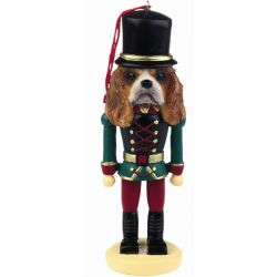 King Charles Dog soldier