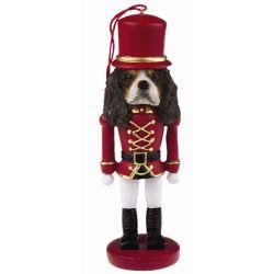 King Charles, tri-color Dog soldier