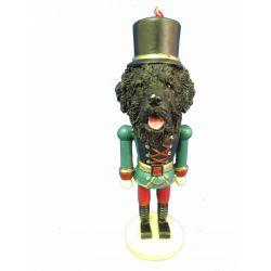 Newoundland Nut Cracker Ornament