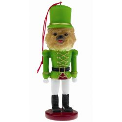 Pomeranian Dog soldier