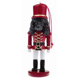Poodle, black Dog soldier