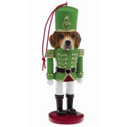 Beagle Soldier ornament