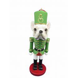 French Bulldog Nut Cracker Ornaments