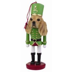 Cocker Spaniel Dog soldier