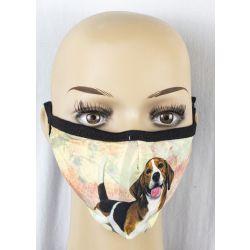Beagle Face Masks