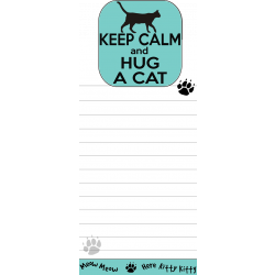 Keep Calm and hug a Cat