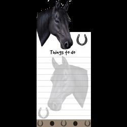 Horse, black