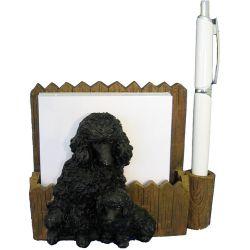 Poodle, black