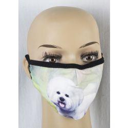 Bichon Face Masks